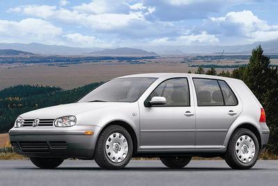 Used 2006 Volkswagen Golf GLS 2.0L