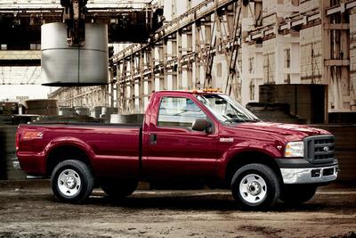 Used 2006 Ford F250 Lariat