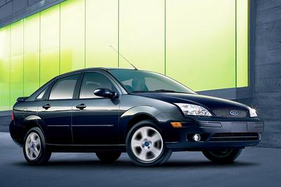 Used 2006 Ford Focus ZX4 S