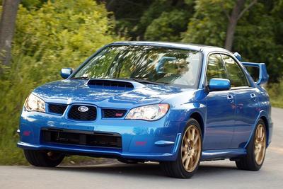 Used 2006 Subaru Impreza WRX Sti