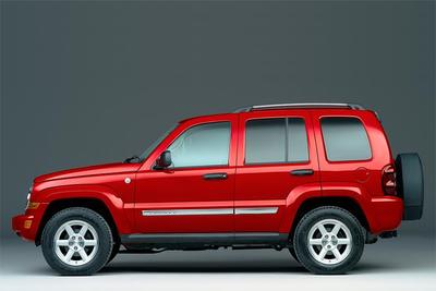 Used 2006 Jeep Liberty Renegade