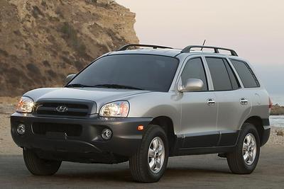 Used 2006 Hyundai Santa Fe GLS