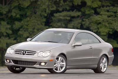 Used 2006 Mercedes-Benz CLK350