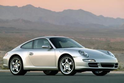 Used 2006 Porsche 911 Carrera S Cabriolet