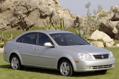 Used 2006 Suzuki Forenza