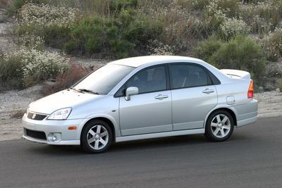 Used 2006 Suzuki Aerio Premium
