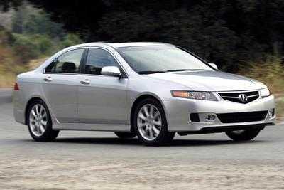 Used 2006 Acura TSX Navigation