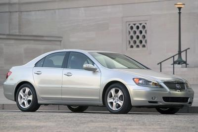 Used 2006 Acura RL 4DR SDN AT NAT