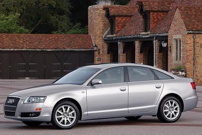 Used 2006 Audi A6 3.2