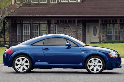 Used 2006 Audi TT 3.2L
