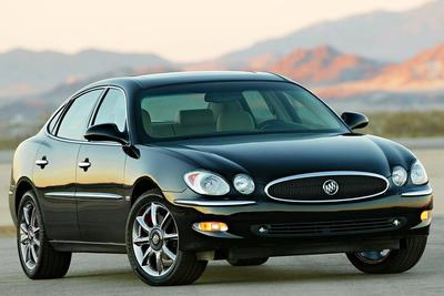Used 2006 Buick LaCrosse CXS
