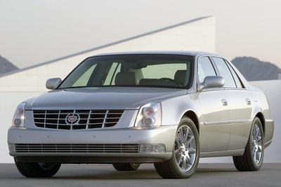 Used 2006 Cadillac DTS Performance