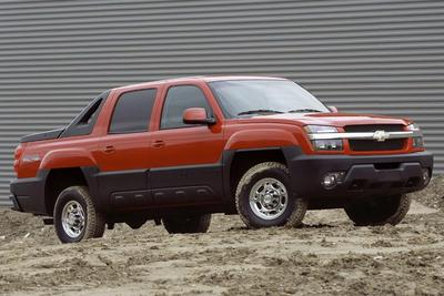 Used 2006 Chevrolet Avalanche