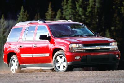 Used 2006 Chevrolet TrailBlazer EXT LS