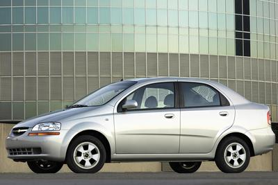 Used 2006 Chevrolet Aveo LS