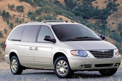 Used 2006 Chrysler Town & Country LX