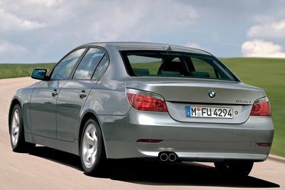 Used 2006 BMW 550 i