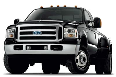 2006 Ford F-350 Lariat Super Duty