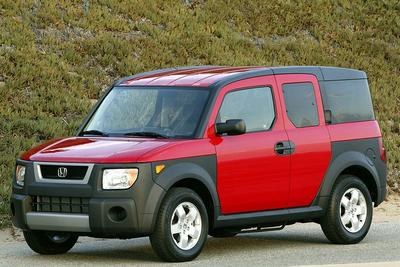 Used 2006 Honda Element LX
