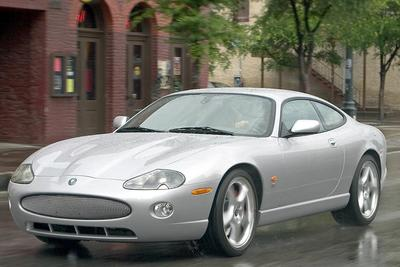 Used 2006 Jaguar XKR