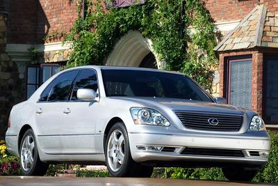 Used 2006 Lexus LS 430 Base