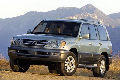 Used 2006 Lexus LX 470