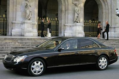 Used 2006 Maybach Type 57 S