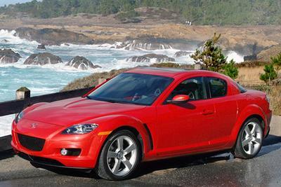 Used 2006 Mazda RX-8 Base