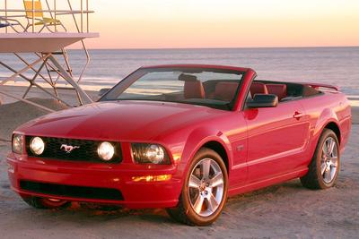Used 2006 Ford Mustang V6 Standard