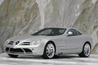 Used 2006 Mercedes-Benz SLR McLaren