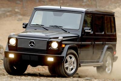 Used 2006 Mercedes-Benz G55 AMG Grand Edition