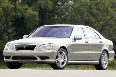 Used 2006 Mercedes-Benz S500