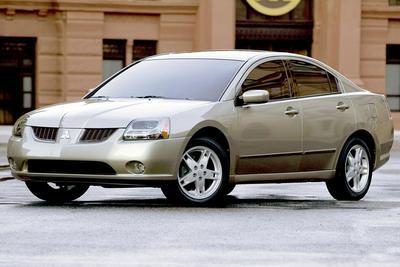 2006 Mitsubishi Galant SE