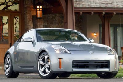 Used 2006 Nissan 350Z Grand Touring