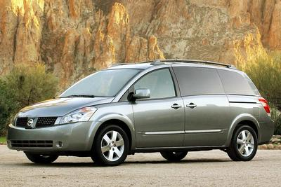 Used 2006 Nissan Quest 3.5 S Special Edition