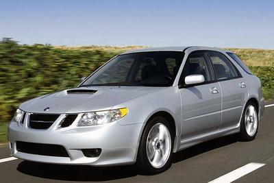 2006 Saab 9-2X Linear