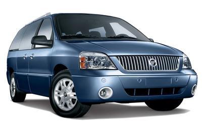 Used 2006 Mercury Monterey Luxury