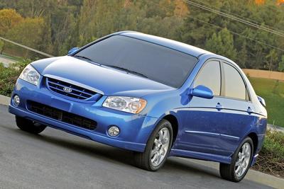 Used 2006 Kia Spectra EX