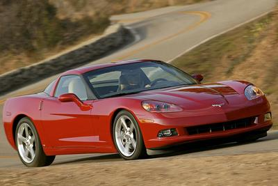 Used 2006 Chevrolet Corvette Z06