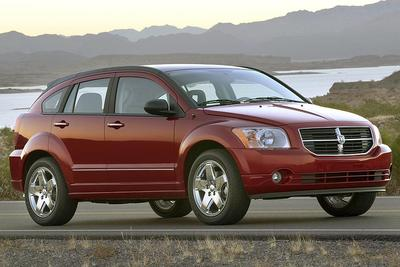 Used 2007 Dodge Caliber 4 Door Hatchback
