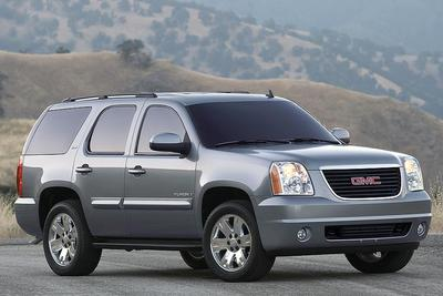 Used 2007 GMC Yukon SLT