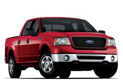 2006 Ford F-150 Lariat SuperCab