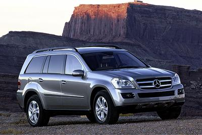 Used 2007 Mercedes-Benz GL 450 4MATIC