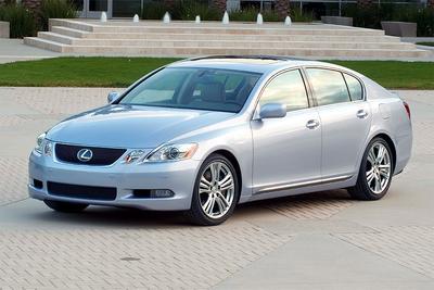 Used 2007 Lexus GS 450h
