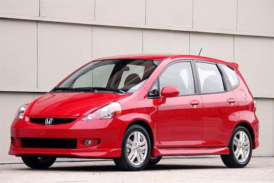 Used 2007 Honda Fit Sport