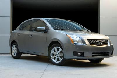 Used 2007 Nissan Sentra 2.0 S
