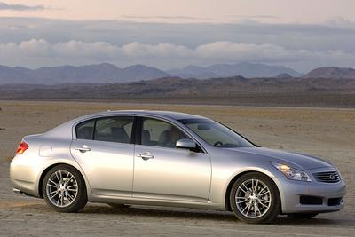 Used 2007 INFINITI G35 2DR Coupe AT