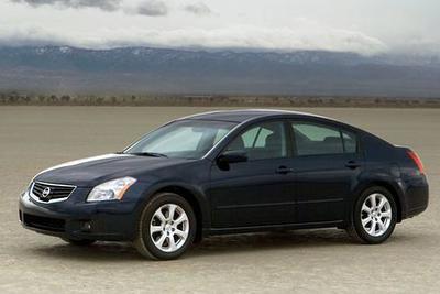 Used 2007 Nissan Maxima SL