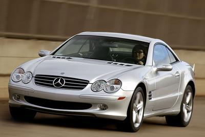 Used 2007 Mercedes-Benz SL55 AMG
