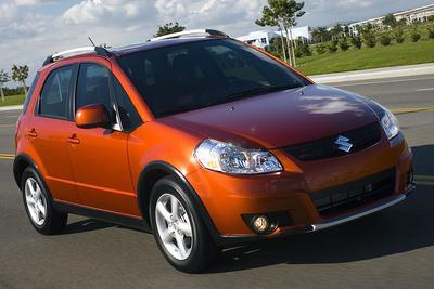 Used 2007 Suzuki SX4 Sport